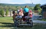 Jazdecké denné tábory
