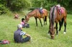 Traily - viacdnové výlety na koni
